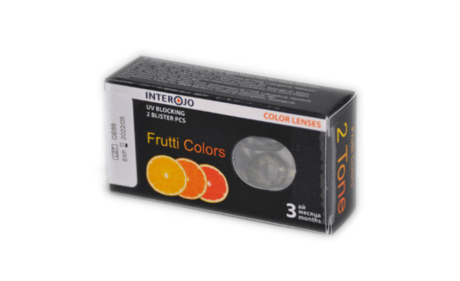 Frutti Colors 2 tone