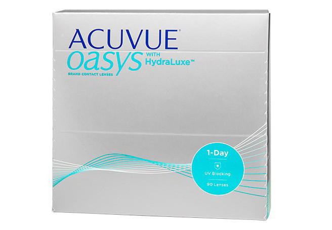 Acuvue 1-Day Oasys 90